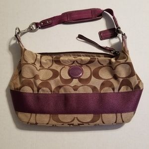 Coach Purse ~ Hobo style